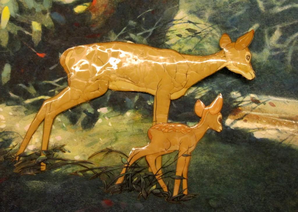Bambi krakelerer