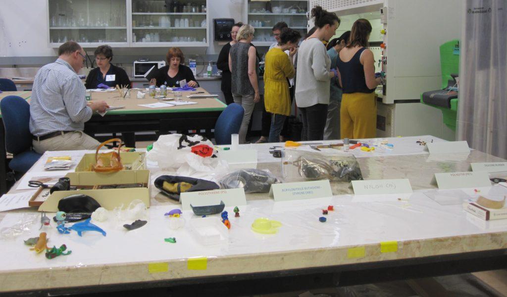 Plastik workshop